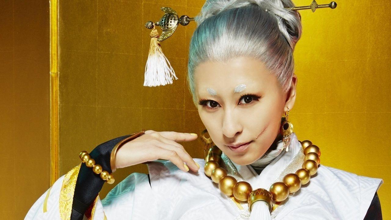 舞台『煉獄に笑う』シークレットキャストとして浅田舞さんが出演決定!スタイル抜群で妖艶な弓月のビジュアル公開!