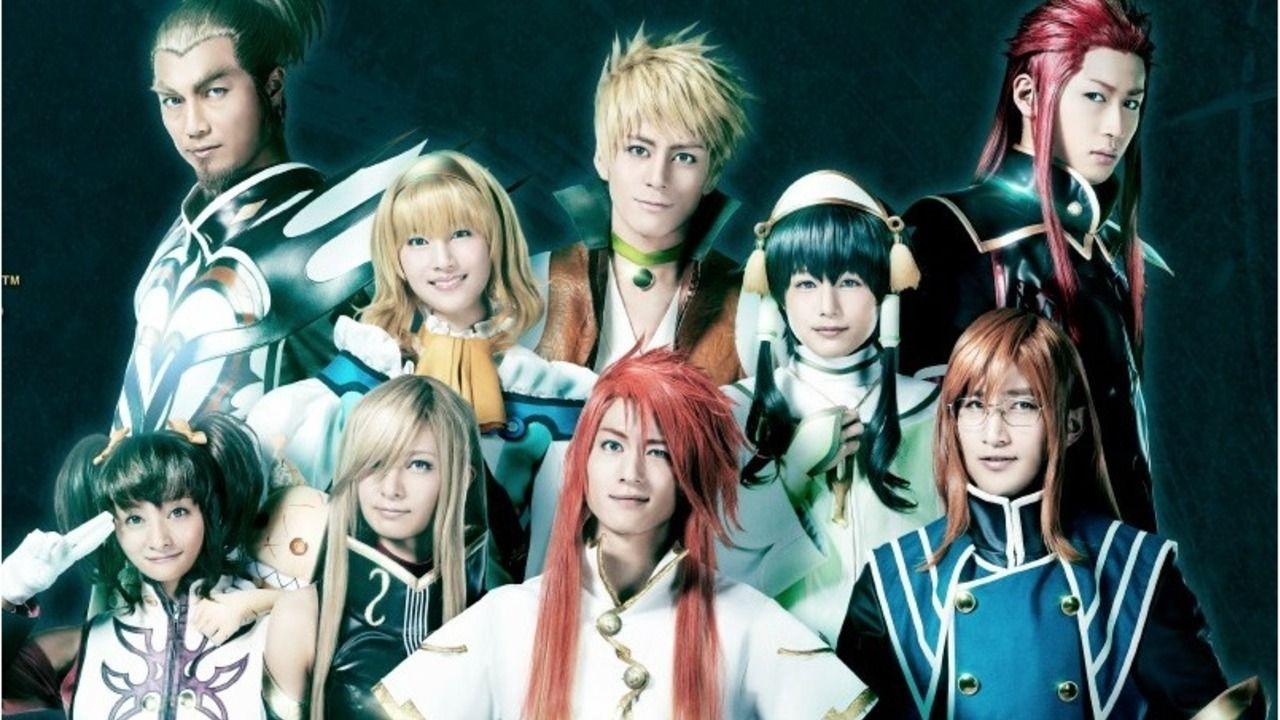 舞台「テイルズ オブ ザ ステージ」の大阪・東京公演が決定!新たな演出も加わり『ジ アビス』のルークの成長と壮大なストーリーを描く!