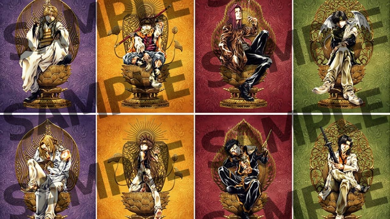 夏アニメ『最遊記』早くもBD&DVD発売決定!関俊彦さん、保志総一朗さんらメインキャストが出演する豪華イベントも開催決定!