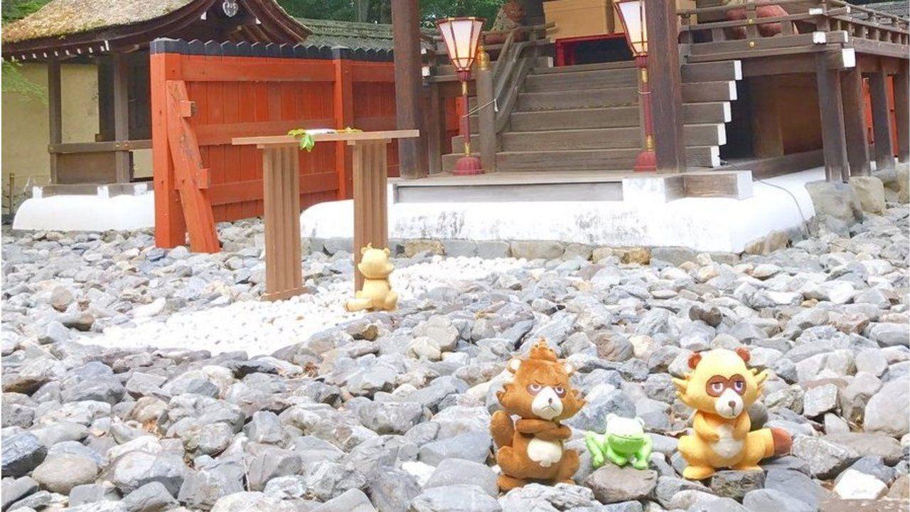 下鴨神社で生活する毛玉たち!京都特別親善大使の『有頂天家族』下鴨家4兄弟と下鴨神社の日々に癒やされる!