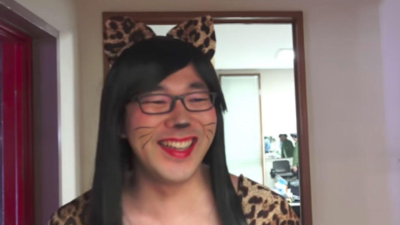 突然の女豹!?様々な動物に扮する小野友樹さん3rdミニアルバム「パーティーマン3」より予告動画が公開!