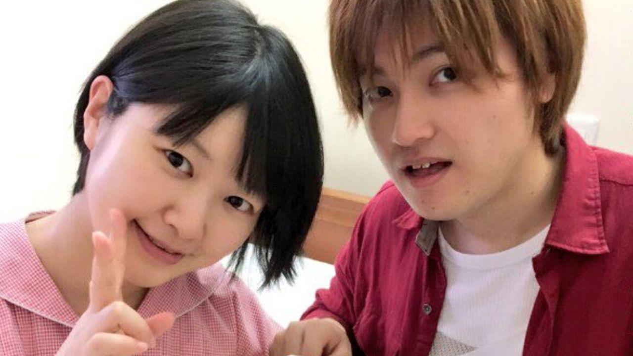おめでとうございます!声優の市来光弘さん、井ノ上奈々さん夫妻に第一子となる元気いっぱいの男の子が誕生!