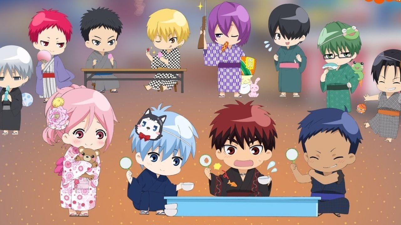 『黒子のバスケ』J-WORLDにて12人が夏祭りを楽しむイベント開催!おめかしした桃井ちゃんの姿も!