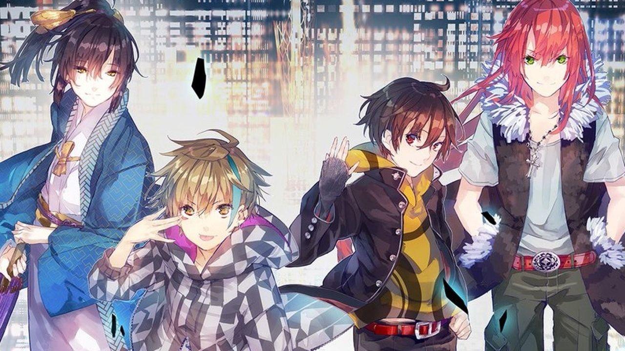イケメンすぎる…『バンドやろうぜ!』男の娘バンド・Cure2tronの男装(?)キービジュアルが公開!
