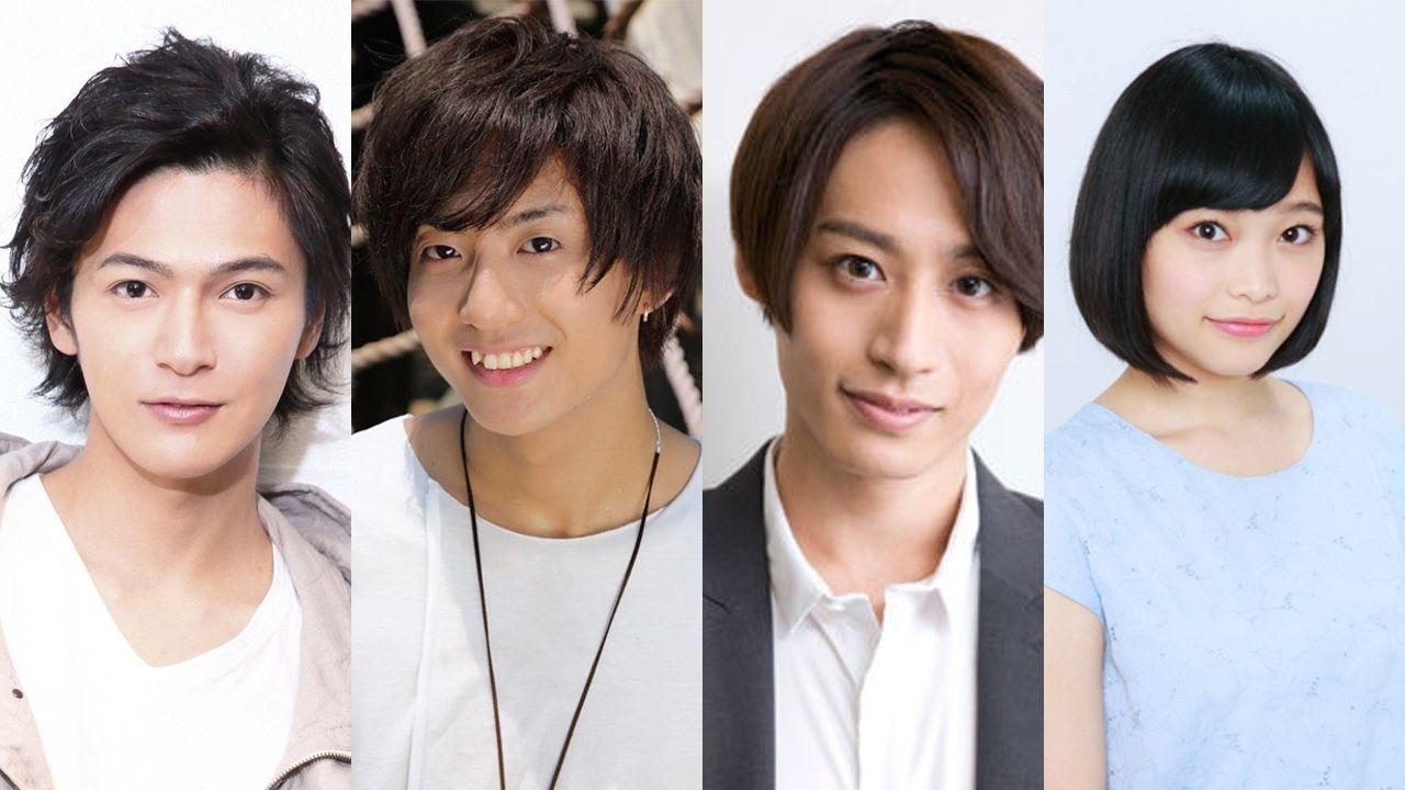 舞台『K』第4弾キャストは周防尊役・上田堪大さんなど4名が公開!十束多々良役は前山剛久さんが続投!