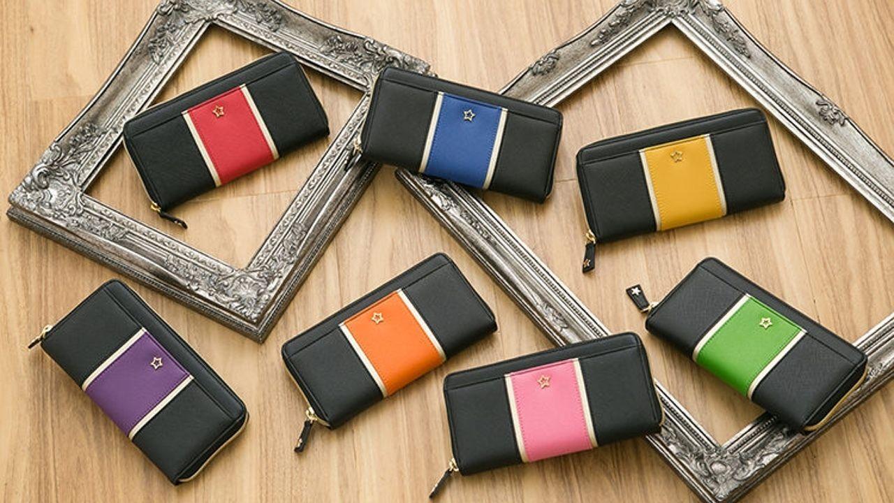 いつも一緒に!『うたプリ』ST☆RISHの衣装をモチーフにした長財布&マルチケース&パスケースが登場!