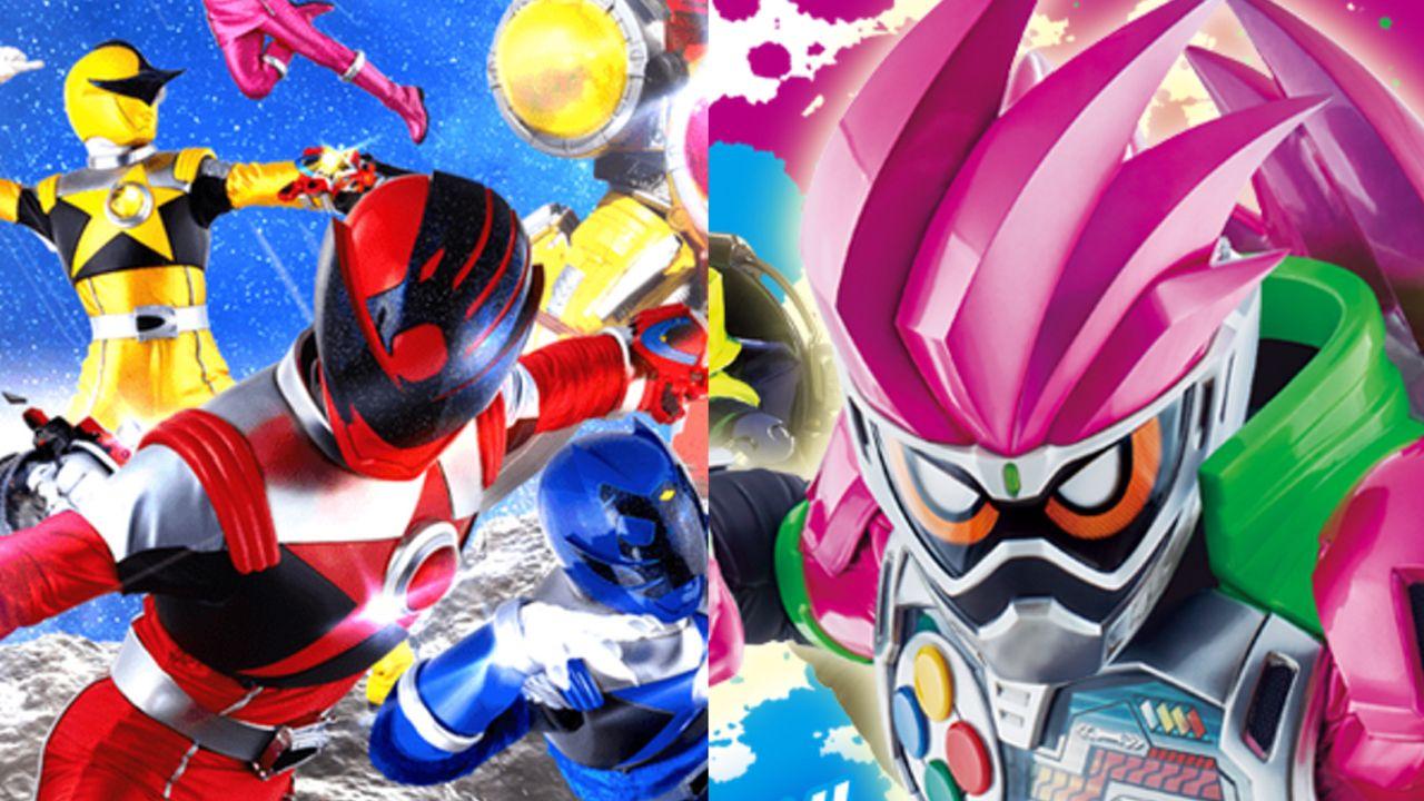 ニチアサの時間帯が変更 10月より『宇宙戦隊キュウレンジャー』は9時30分『仮面ライダーシリーズ』は9時放送開始に