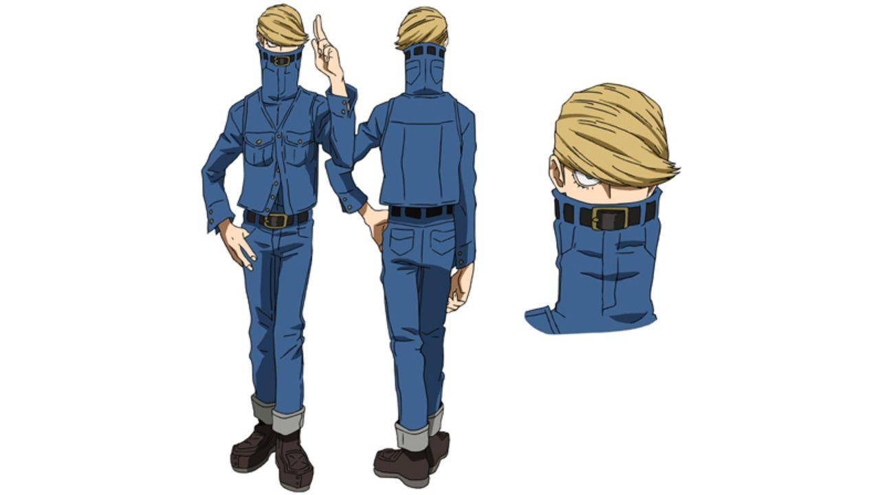 アニメ『ヒロアカ』第2クールに登場するプロヒーローのキャスト解禁!ベストジーニスト役に緑川光さんが決定!