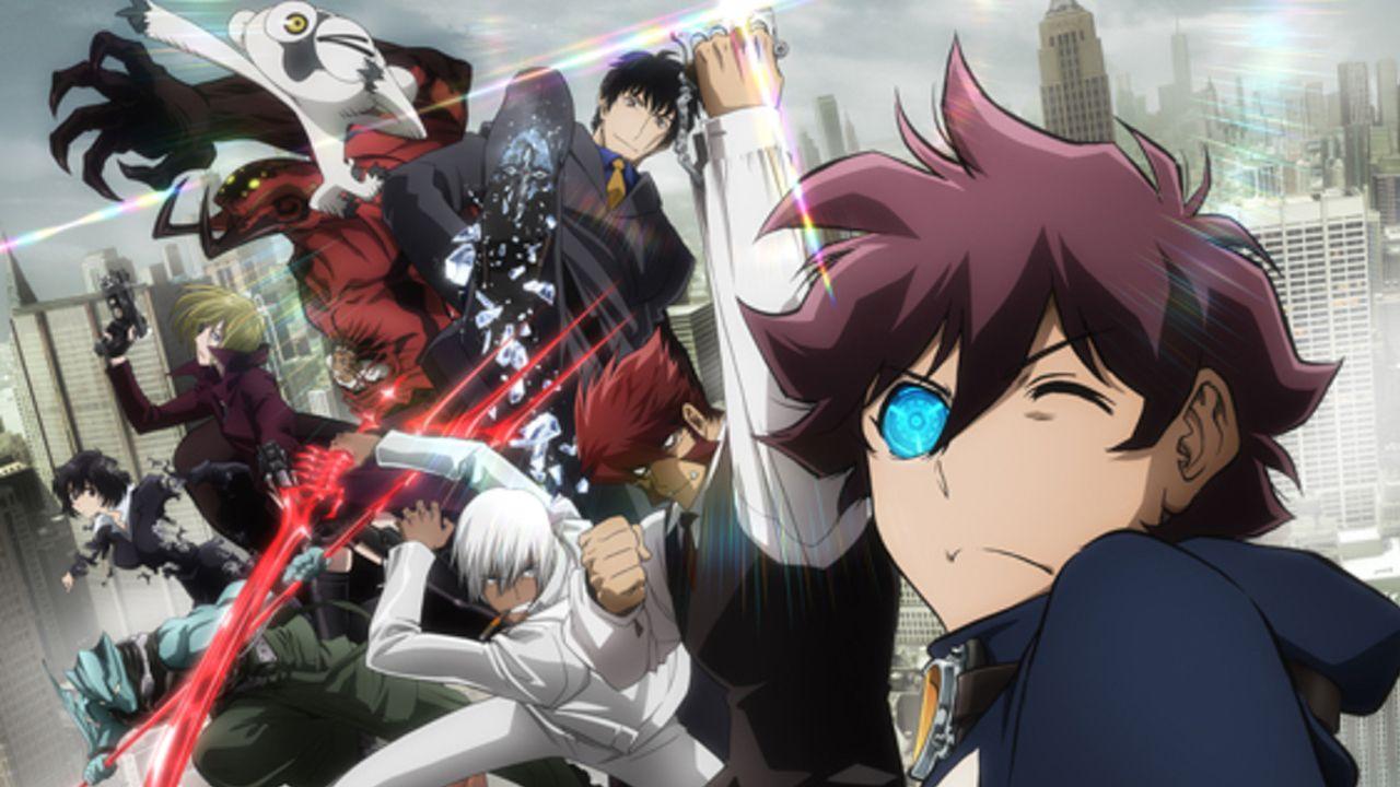 ライブラメンバーが勢揃い!10月放送開始のアニメ『血界戦線 & BEYOND』キービジュアルが解禁!