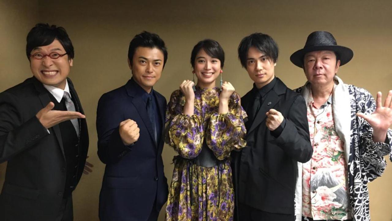 広瀬アリスさんが鈴木達央さんにガチ照れ!映画『パワーレンジャー』ジャパンプレミアの楽屋トークは大盛り上がり!