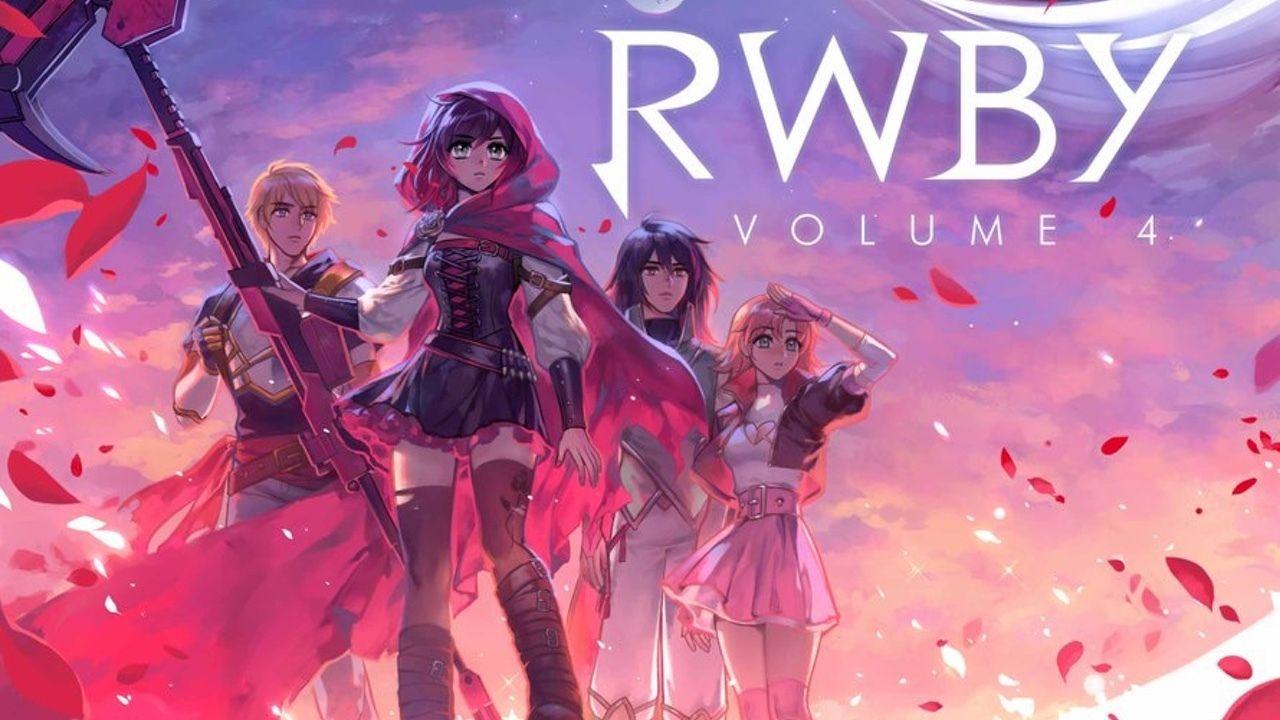 『RWBY』VOLUME4の日本語吹替版制作決定!2週間限定の劇場公開にBD&DVD発売も