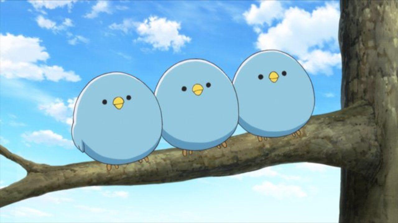 """声優の無駄遣い!アニメ『妖怪アパートの幽雅な日常』に登場する""""鳥""""を杉田智和さん、子安武人さん、森川智之さんが演じる!"""