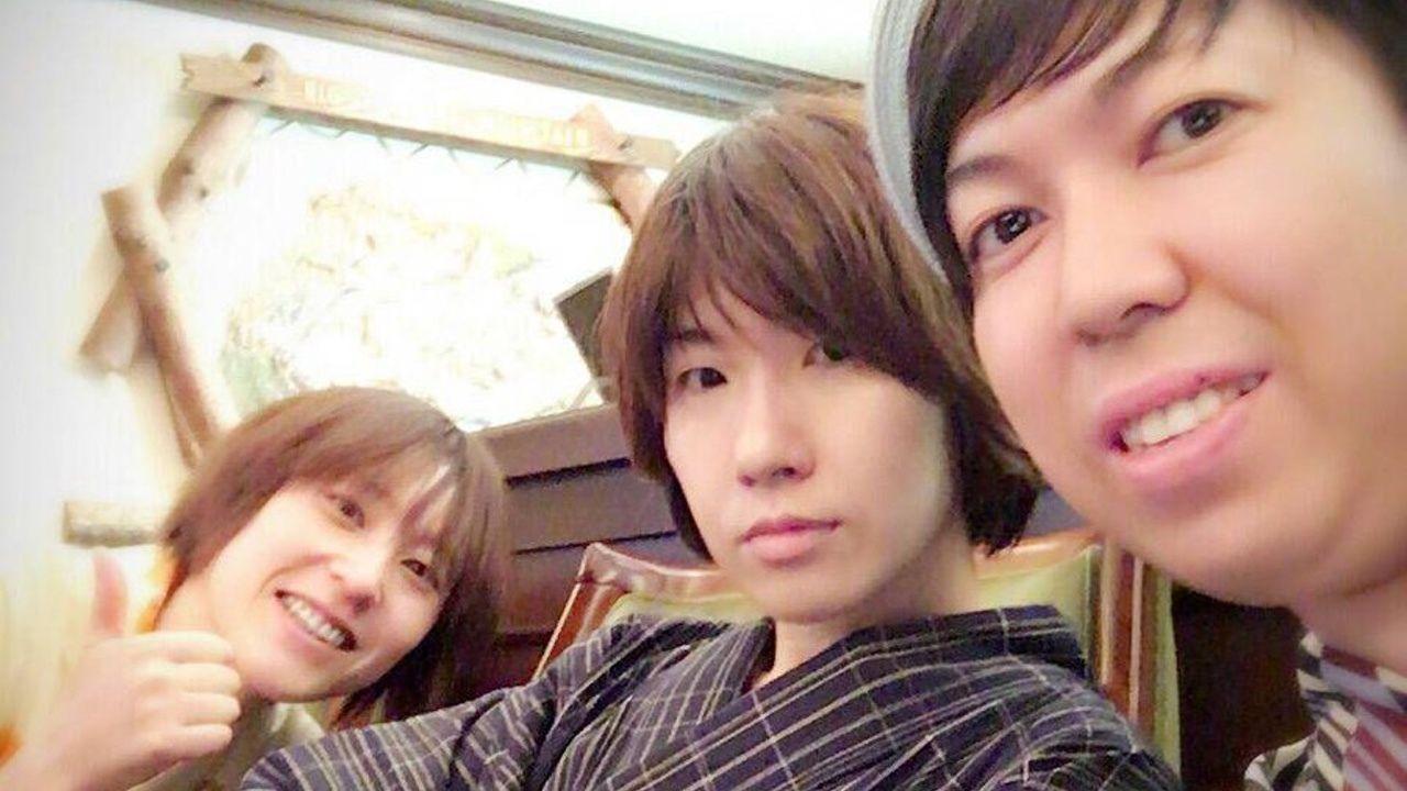羨ましい!!山本和臣さん、斎賀みつきさん、太田哲治さんが浴衣でディズニーリゾートを満喫!
