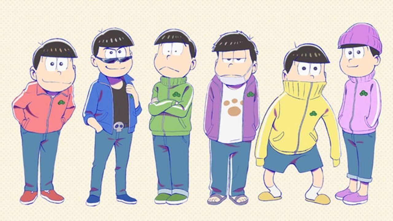 『おそ松さん』第2期の6つ子&トト子ちゃん全キャストが集結するイベントの開催が決定!2期の新衣装も公開