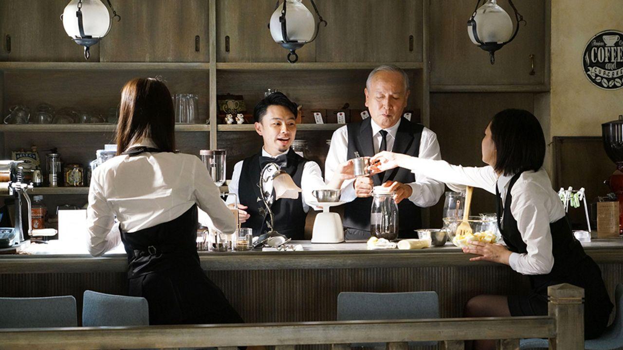 応募資格は「人間の客を捕食しない」!実写映画『東京喰種』より日給5万で働ける喫茶「あんていく」のバイト店員を募集!