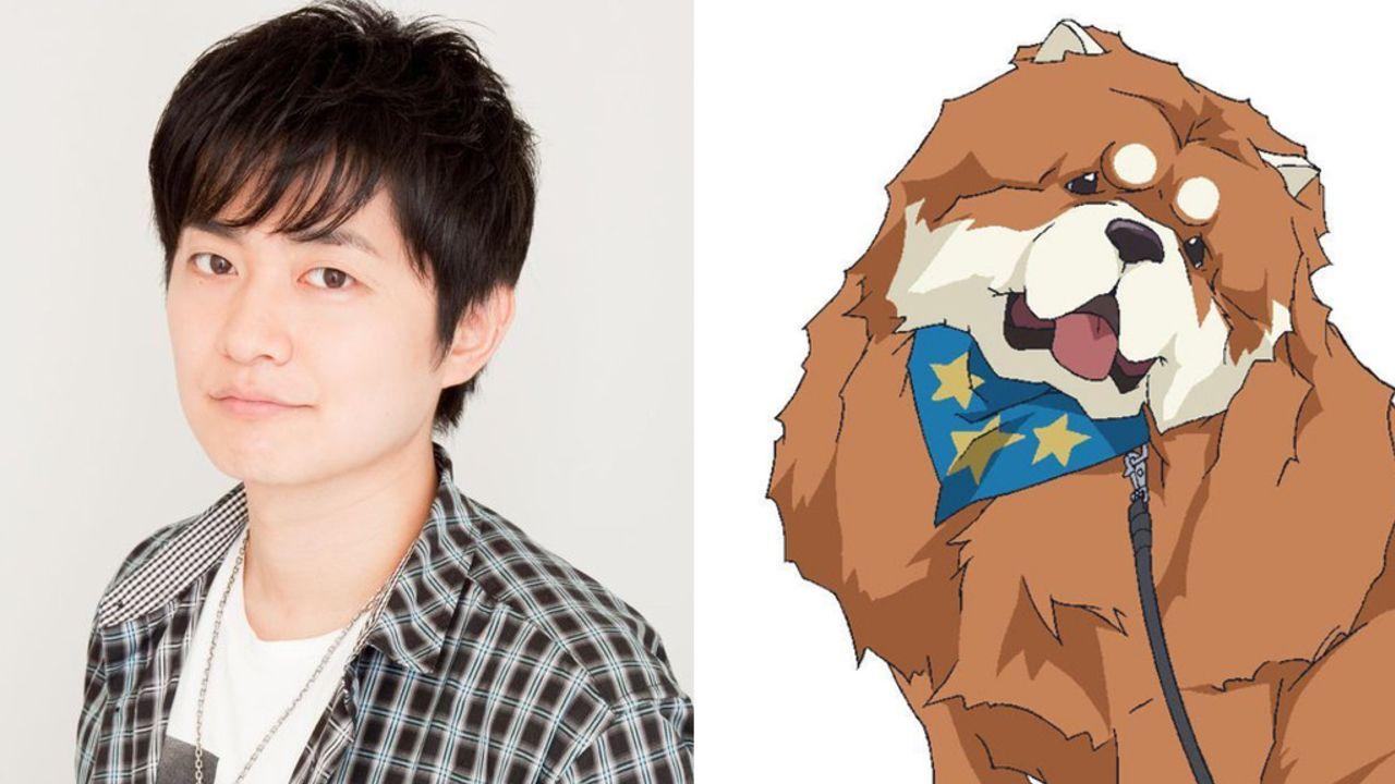 まさかのキャスティング!アニメ『DIVE!!』で梶裕貴さん演じる主人公の愛犬を下野紘さんが演じる!