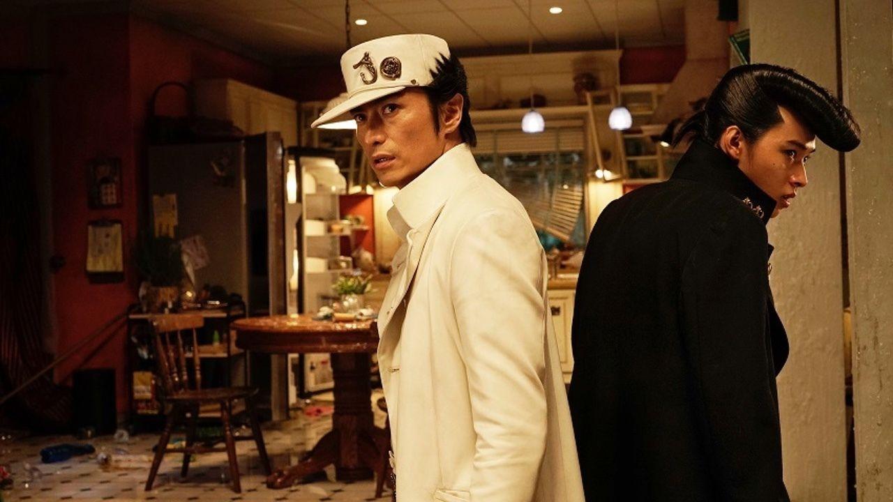 映画『ジョジョの奇妙な冒険』より仗助や承太郎たちのキャラクターPVが一挙公開!スタンドを駆使して戦う迫力のシーンに注目!