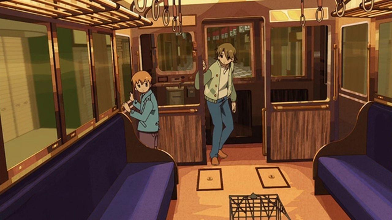 またもリアル有頂天家族!?叡山電鉄に迷い込んだ2匹の子ダヌキはまさに矢三郎と矢四郎!