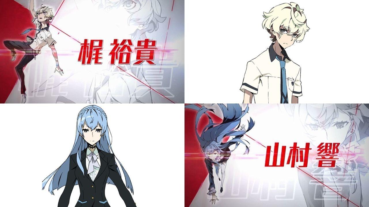 TV『キズナイーバー』第一弾キャスト発表!正解は梶裕貴さんと山村響さん!