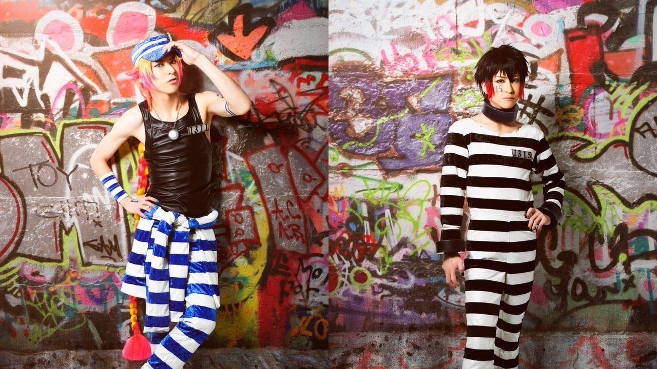 北園 涼さん演じるウノの三つ編みが凄い!舞台『ナンバカ』よりジューゴら4人のキャラクタービジュアルが公開!
