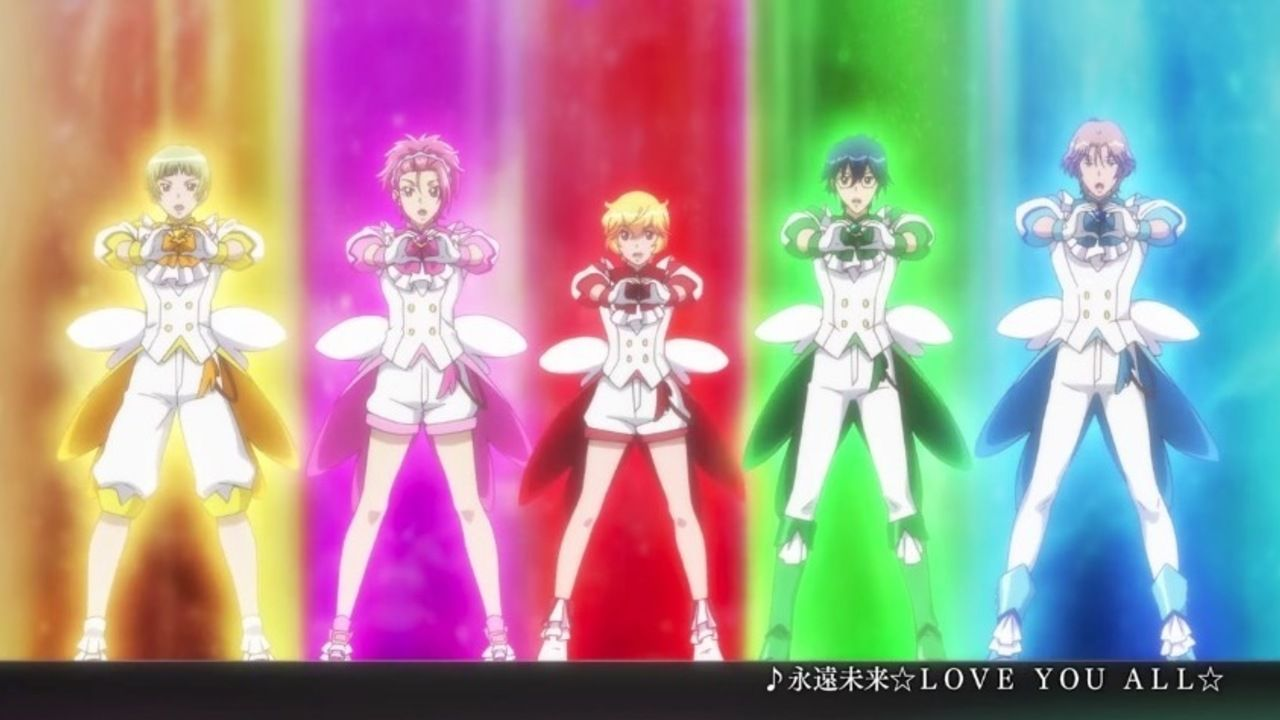 LOVEを感じるオープニング楽曲も初解禁!OVA『防衛部』みんなの戦う姿にも注目の本予告公開!