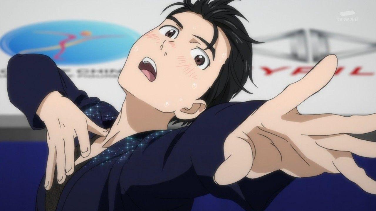 ついに競技プログラムで「Yuri on ICE」が流れる時が…!須崎海羽さん&木原龍一さんペアの今季ショートプログラムに