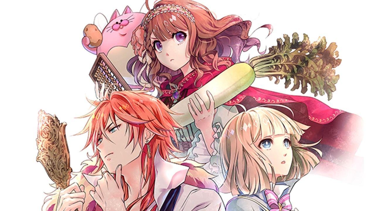 ダメ王子達を育てる恋愛アプリ『ダメプリ』がアニメ化決定!ゲームとは違うオリジナルストーリーで展開!