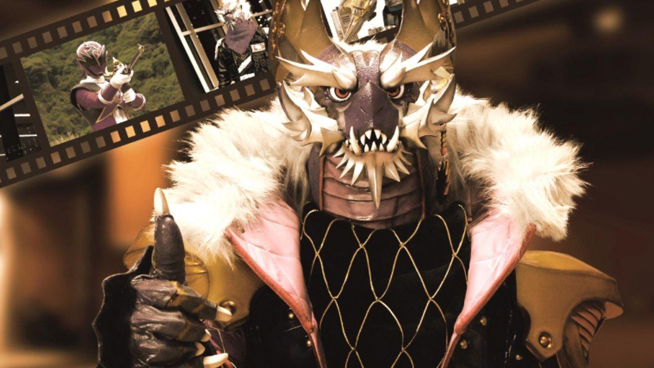 神谷浩史さん演じるショウ司令がスナックで思い出を語る!『劇場版 宇宙戦隊キュウレンジャー』限定CDセットが発売!