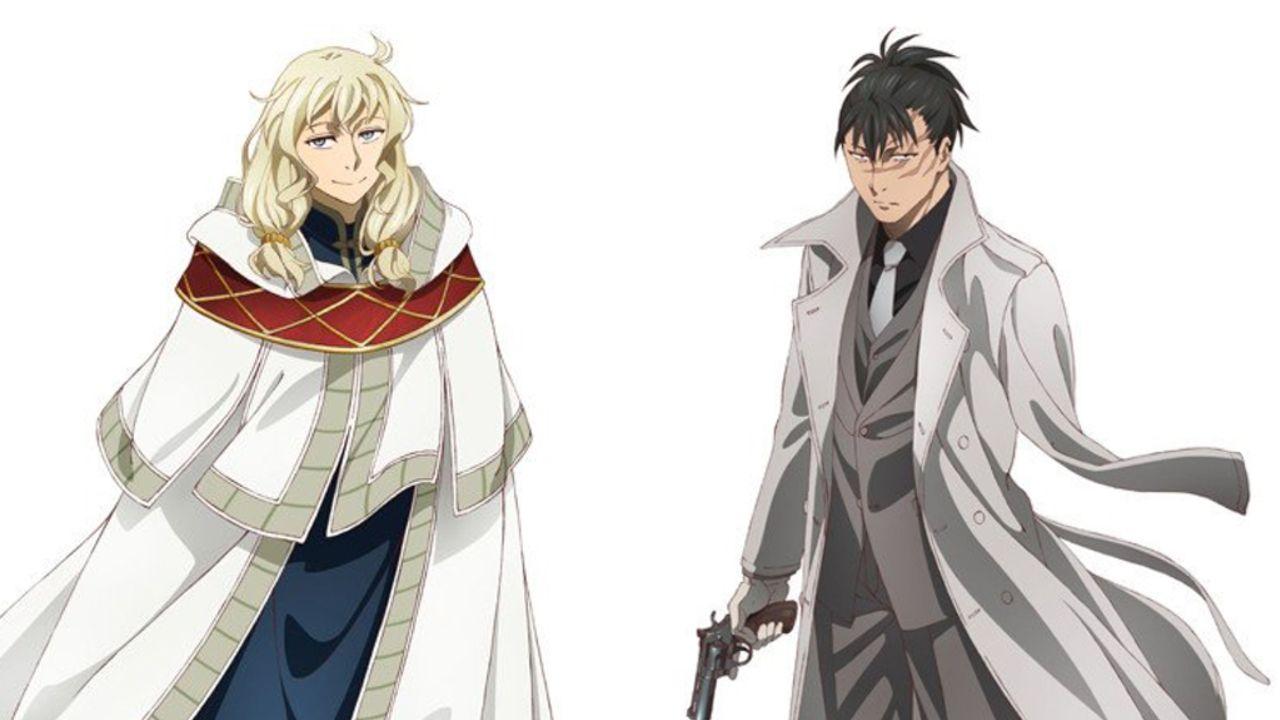 10月放送開始のTVアニメ『魔法使いの嫁』新キャラクターを浪川大輔さん、 日野聡さん、田村睦心さんが担当!