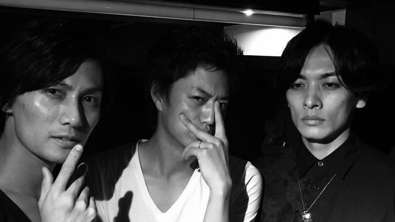 『テニミュ』3人の跡部様が集結!加藤和樹さん、井上正大さん、久保田悠来さんの夢の3ショット公開!