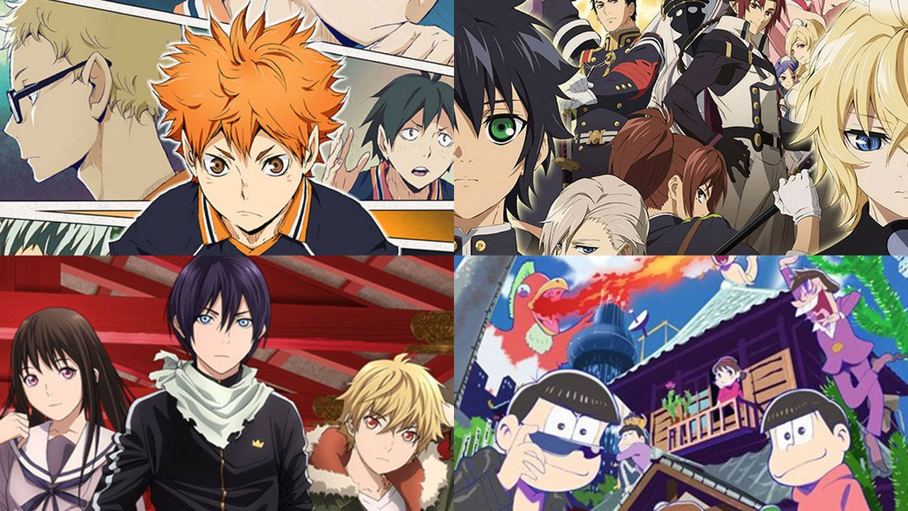秋アニメ放送開始まであと少し!「もっとも期待している2015年秋アニメ作品」ランキング!