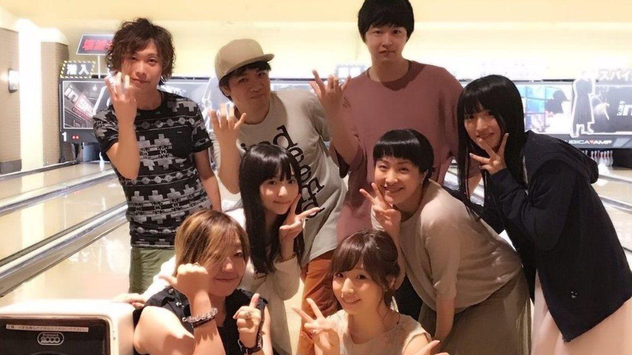 まるで同級生!?『暗殺教室』E組を演じた洲崎綾さん、逢坂良太さん、緒方恵美さんら8人がボーリングへ!