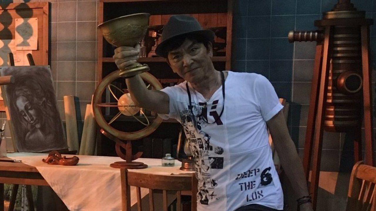 中田譲治さんが仕事を忘れて『FGOフェス』をエンジョイ!?「遂に聖杯ゲットしたど〜!!」