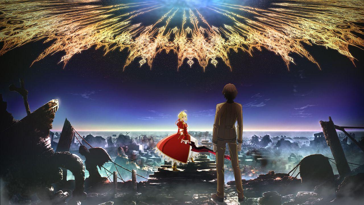 主人公の名前が違う!?来冬アニメ『Fate/EXTRA Last Encore』より新ビジュアルと第2弾PV、キャスト解禁!