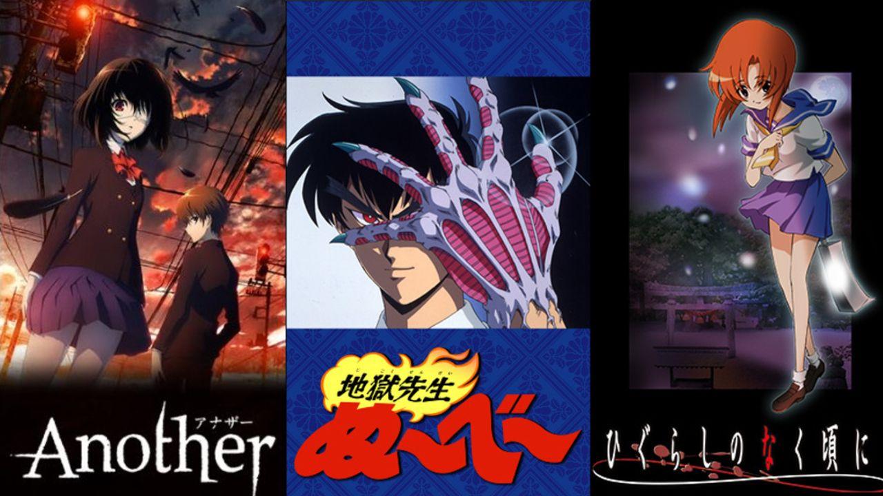 ニコ生にて『地獄先生ぬ~べ~』『Another』『ひぐらしのなく頃に』など名作ホラーアニメが一挙放送!