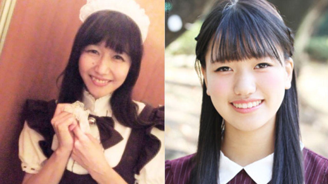 井上喜久子さんの娘・HONOKAさんが歌手デビュー!昨日のニコ生で生歌初披露