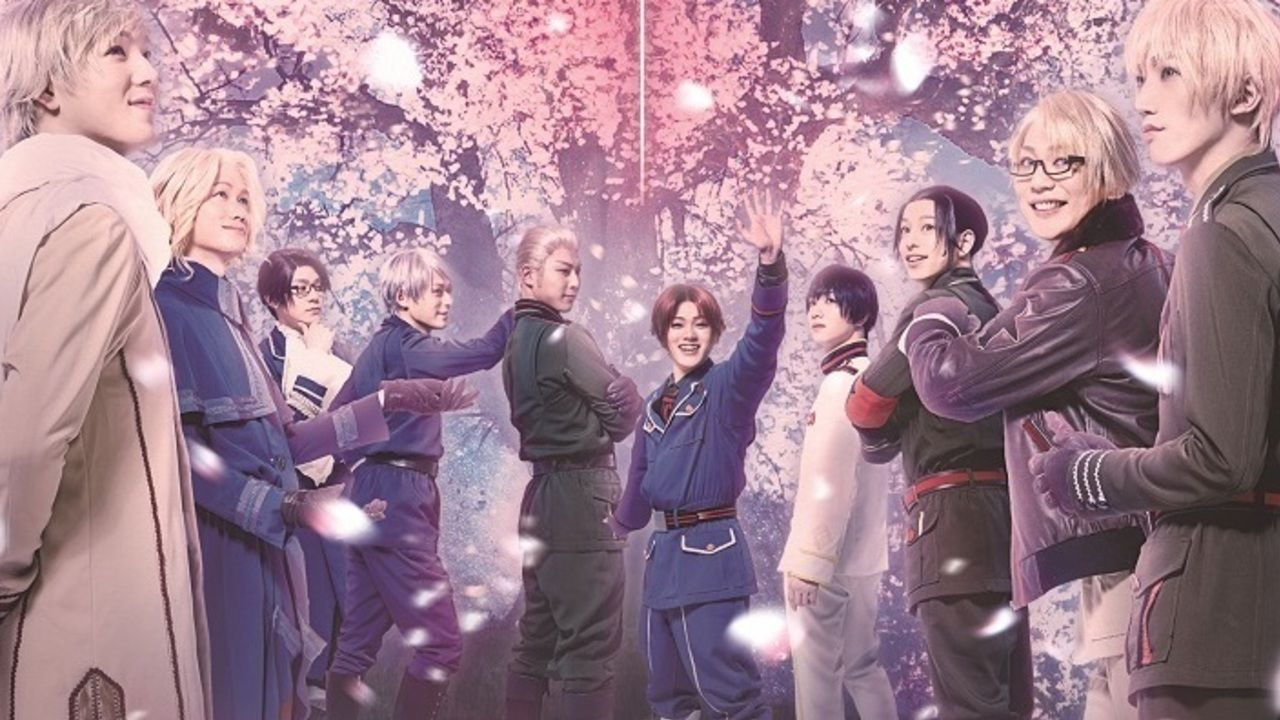 ミュージカル『ヘタリア』FINAL LIVE開催決定!長江崚行さん、植田圭輔さん、上田悠介さんら全キャスト出演!