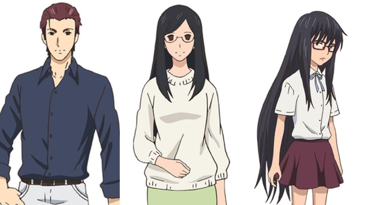 アニメ『妖アパ』第2クール放送決定!2クール目に登場する新キャラの声を折笠富美子さん、釘宮理恵さんが担当!