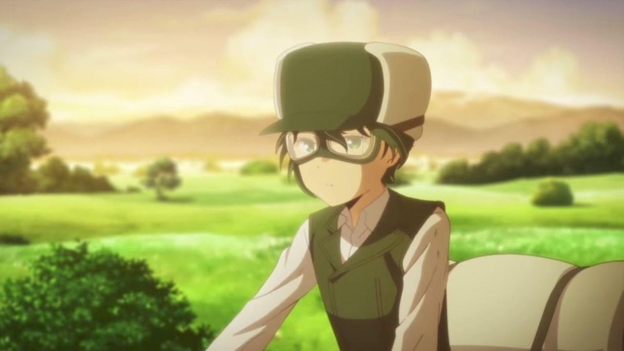 動くキノやエルメスにシズ!アニメ『キノの旅』より第1弾PVが解禁!美しい背景にも注目