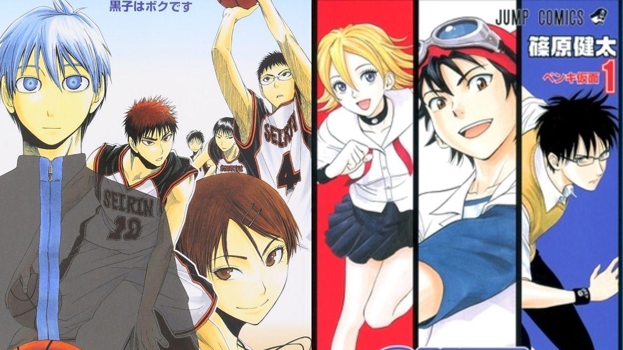 『黒子のバスケ』や『SKET DANCE』など少年ジャンプ歴代連載作品のLINEスタンプが72週連続配信!