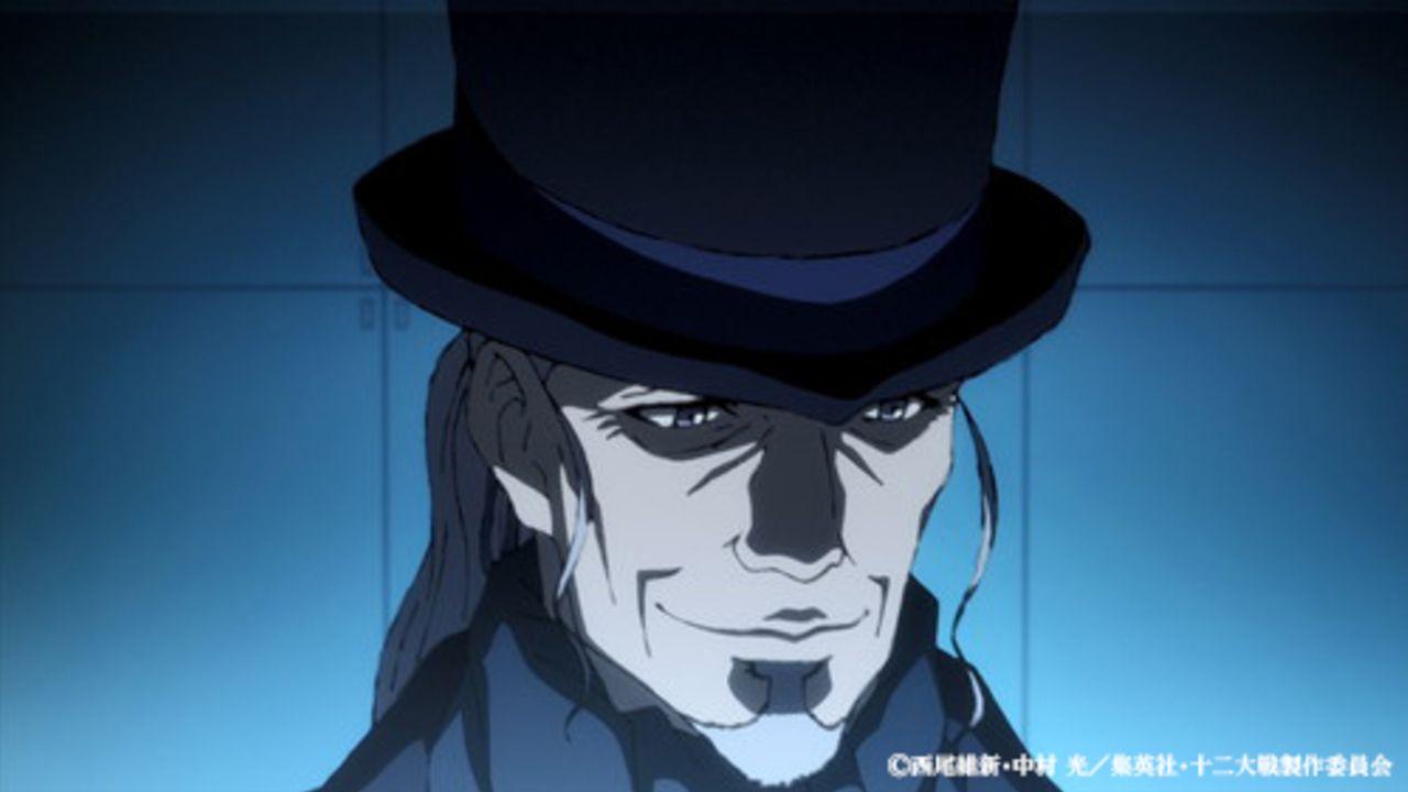 アニメ『十二大戦』より最新PVが公開!十二大戦の審判員・ドゥデキャプルの声を安元洋貴さんが演じる!