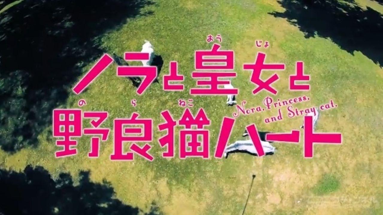 アニメ史に残る狂気の回!?アニメ『ノラと皇女と野良猫ハート』より衝撃の第6話が公開!