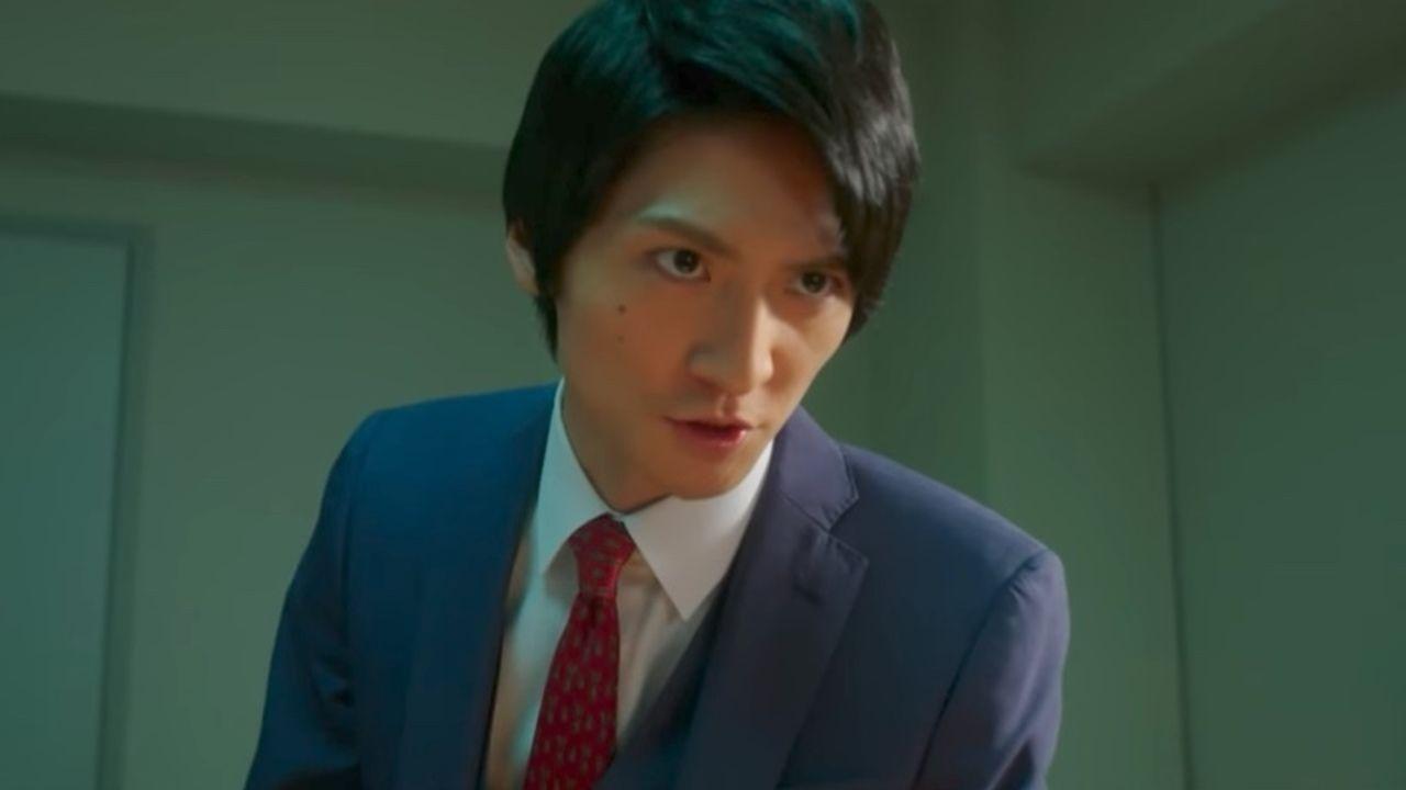 アプリ『SAO メモデフ』新CMに松岡禎丞さんと島﨑信長さんが共演!お二人は容疑者と刑事を演じる!