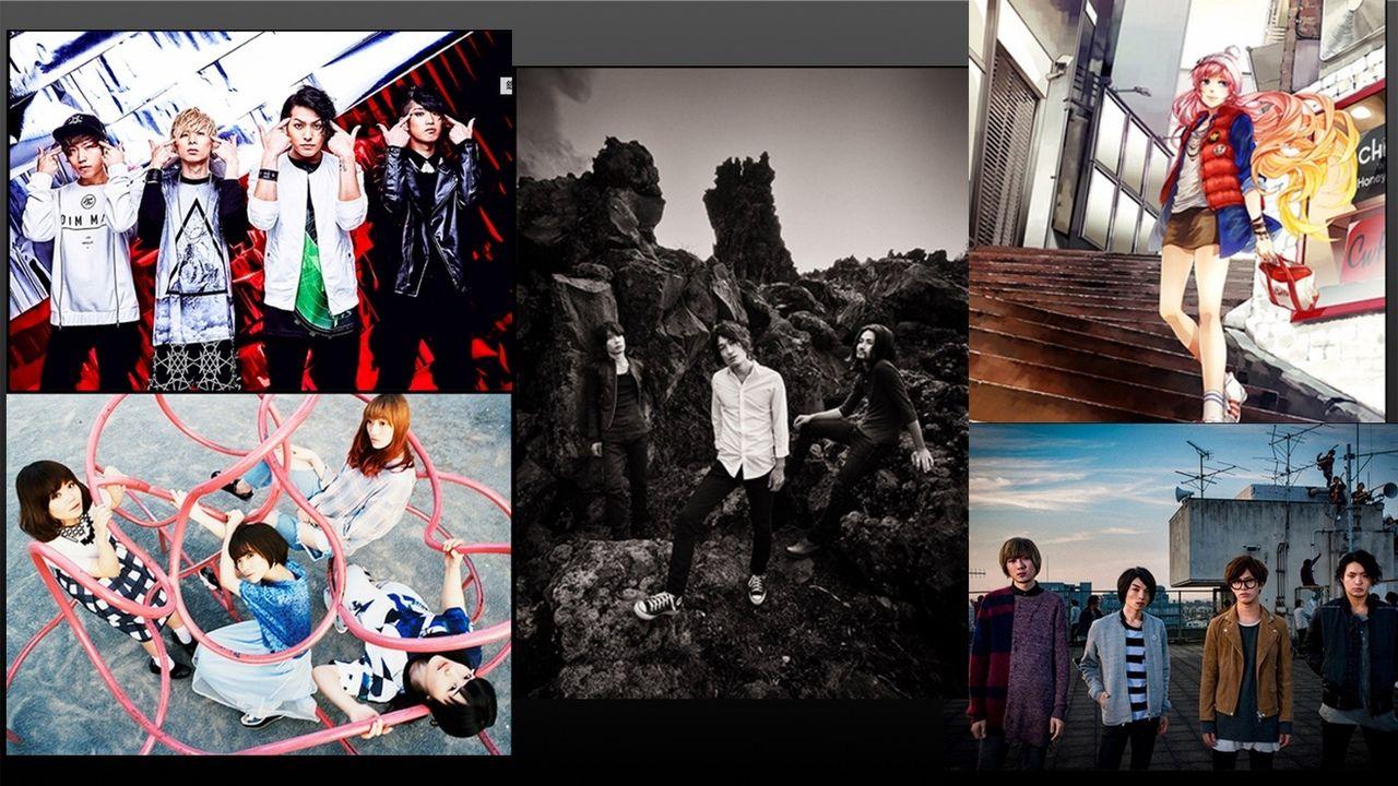 『銀魂』 晴祭り2016(仮)に参加の豪華アーティスト詳細が公開!なんとDOESも参戦!