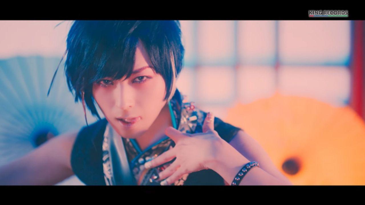 和風ロックな蒼井翔太さん!2ndアルバム収録曲「零(ゼロ)」のMVがかっこよくて美しくてかわいい!