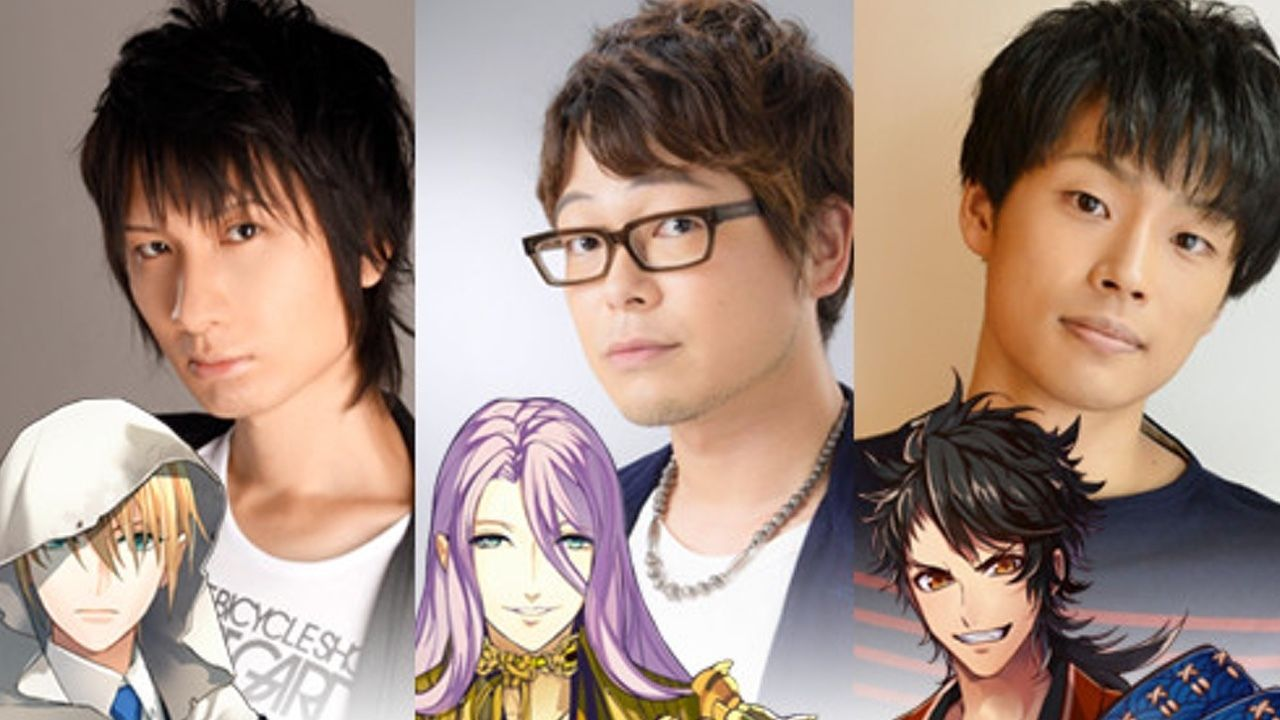 TGS2017に『文アル』と『刀剣乱舞』ステージイベント開催決定!前野智昭さんや小野坂昌也さんなど豪華声優陣が出演!