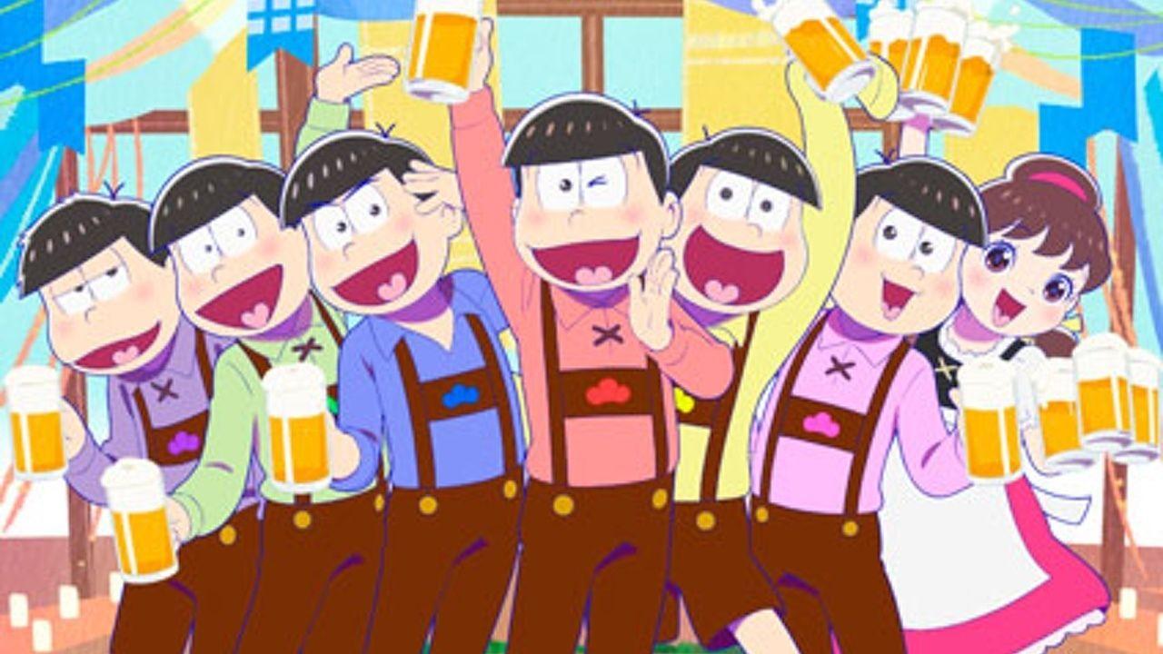 櫻井孝宏さんらキャスト陣による『おそ松さん』スペシャルイベントのキービジュアルが公開!第2期の先行上映も決定!