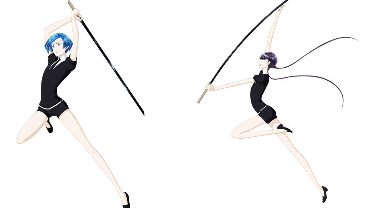 アニメ『宝石の国』より巻き込まれ体質なベニトアイトと隠密行動を得意とするネプチュナイトが公開!