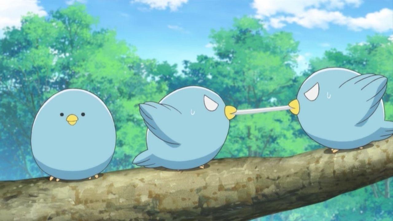 『妖アパ』杉田智和さん&子安武人さん&森川智之さん演じる鳥の登場シーンを楽しめる動画が一挙公開!