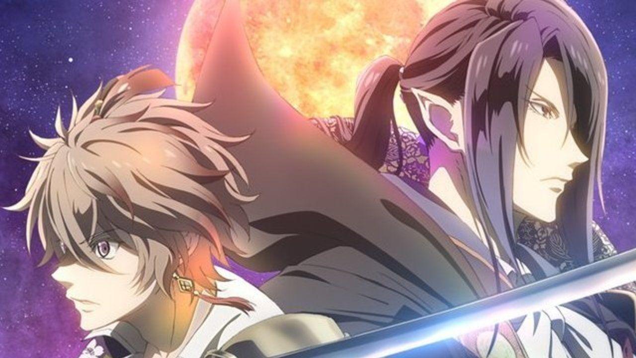 総大将が勢揃い!10月放送のアニメ『戦刻ナイトブラッド』よりキービジュアル、スタッフ&キャスト情報が公開!